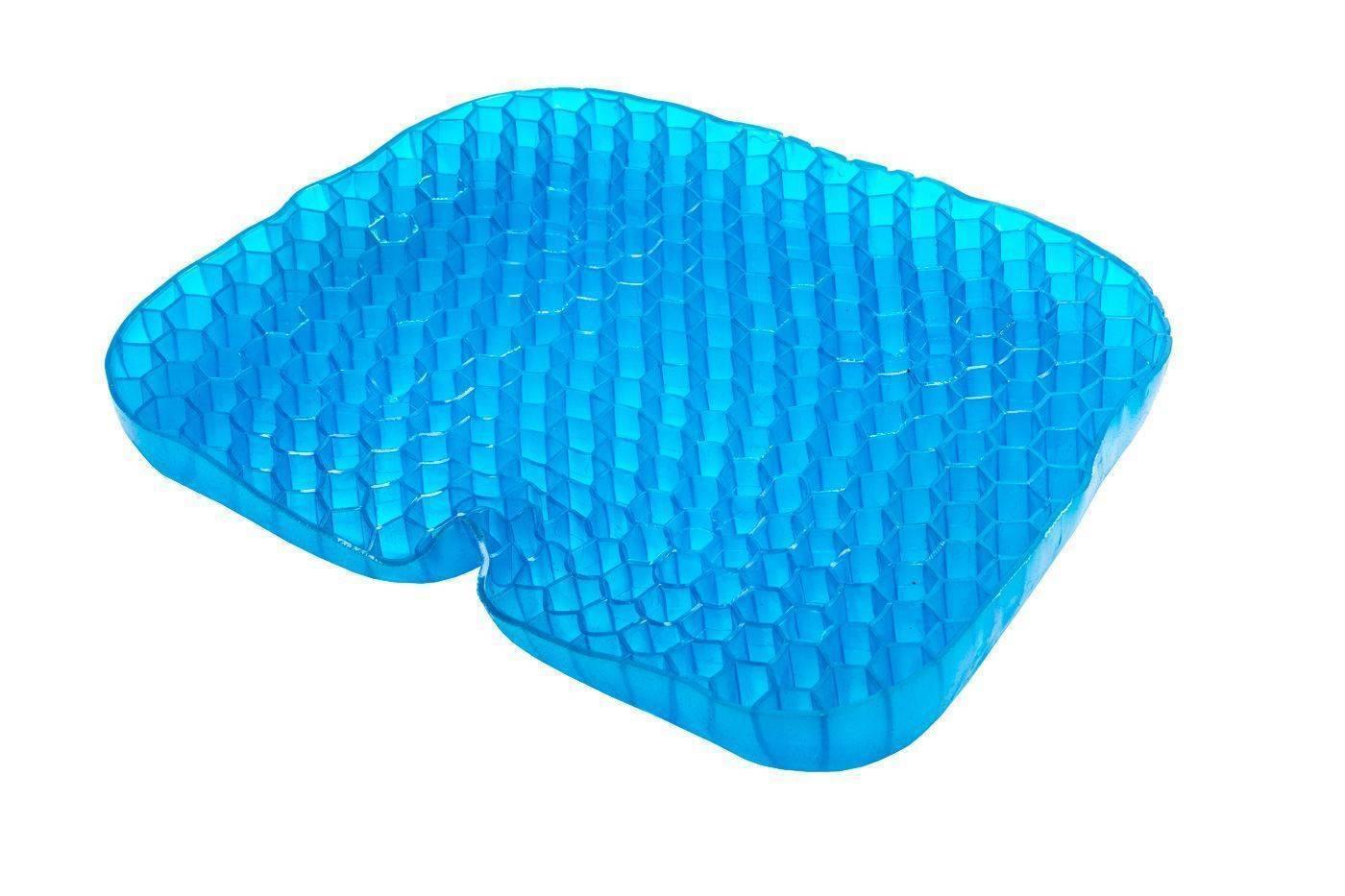 Подушка на сиденье, Bradex, & quot;СОТЫ& quot;, силиконовая