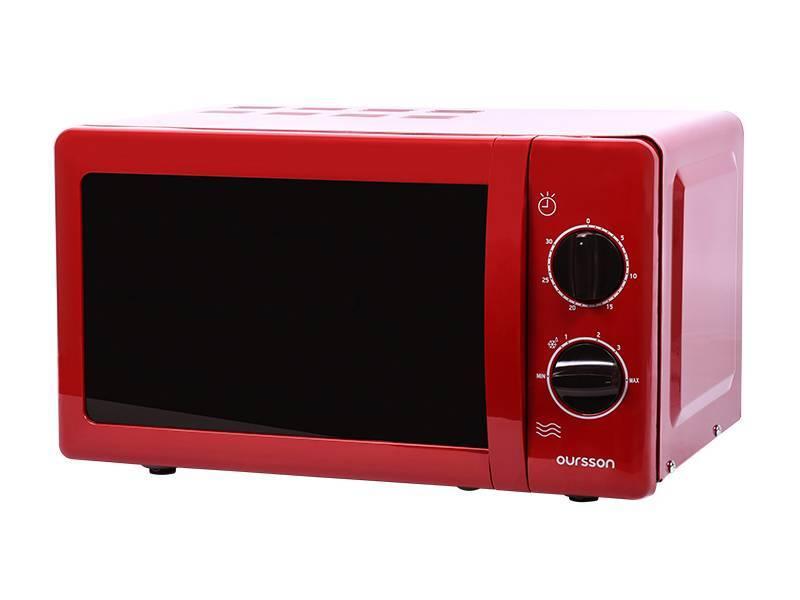 Микроволновая печь, Oursson, Темная вишня, MM2006/DC