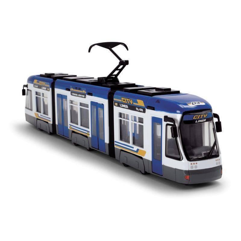 Городской трамвай, Dickie, 46см