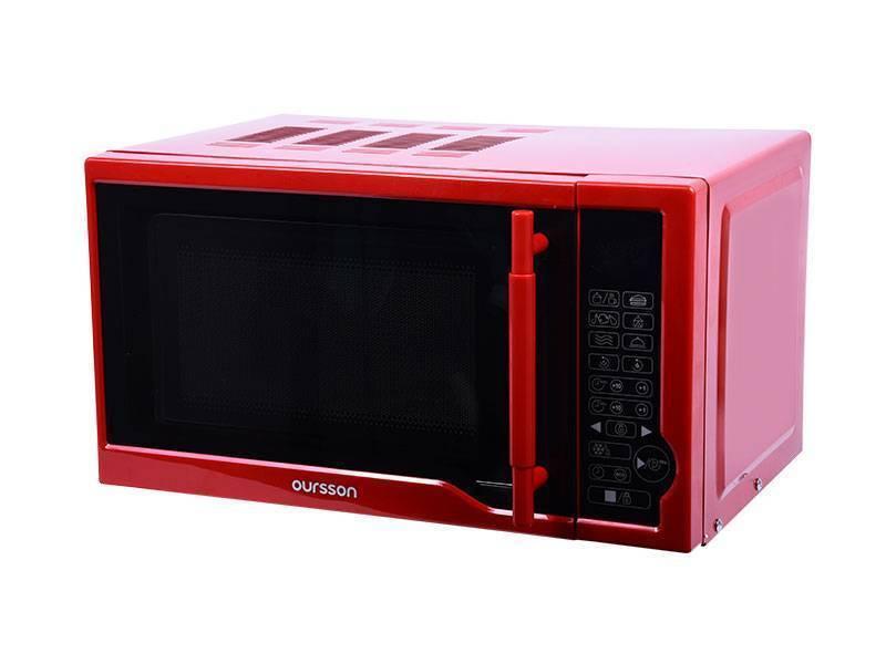 Микроволновая печь, Oursson, Красный, MD2042/RD