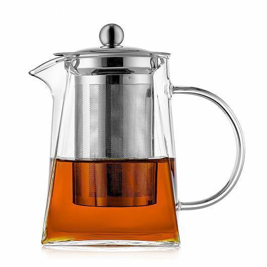 Чайник заварочный, WALMER, Spirit, 800мл
